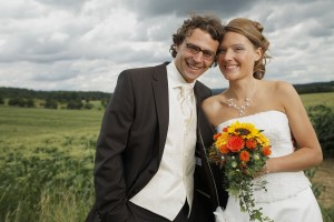 Karin and Carsten Wedding